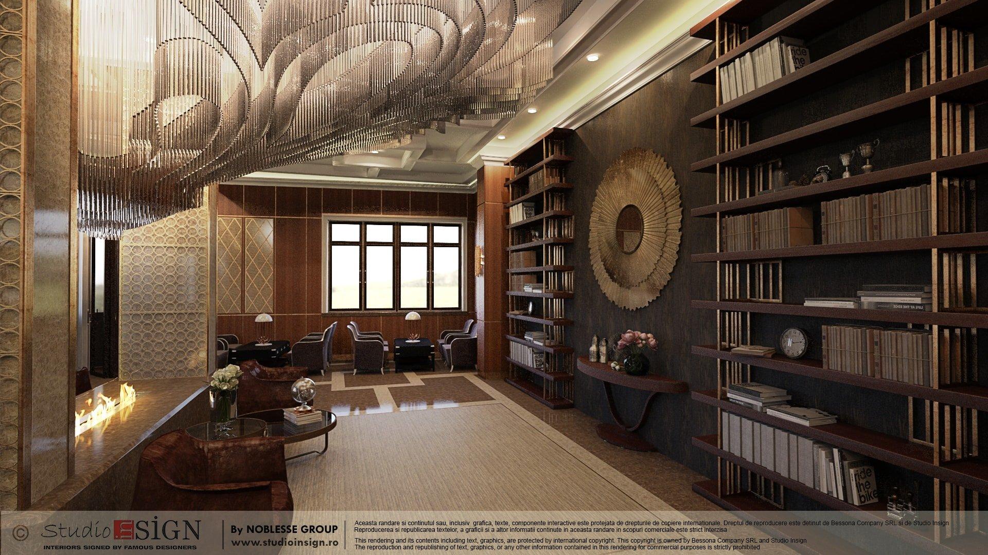 birouri bucuresti proiectare hotel stil clasic brasov studio insign
