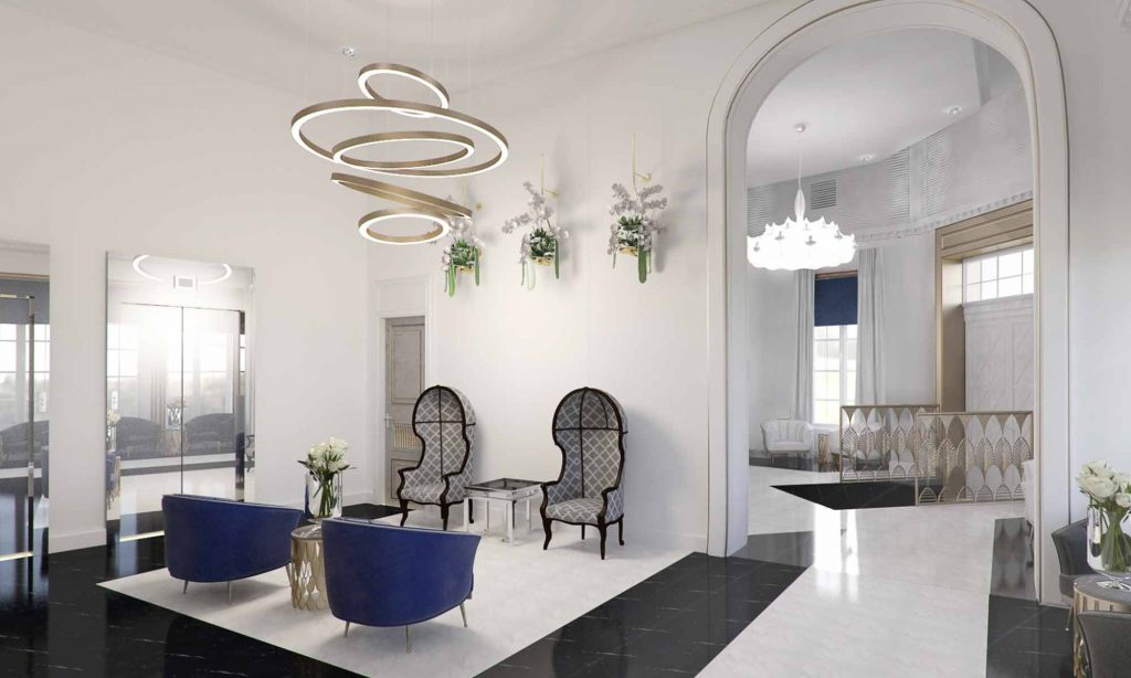 In Order To Preserve The Hotelu0027s Former Interior Design Style And Bring It  To Our Modern Times, Our Designers Have Opted For The Art Deco Style.
