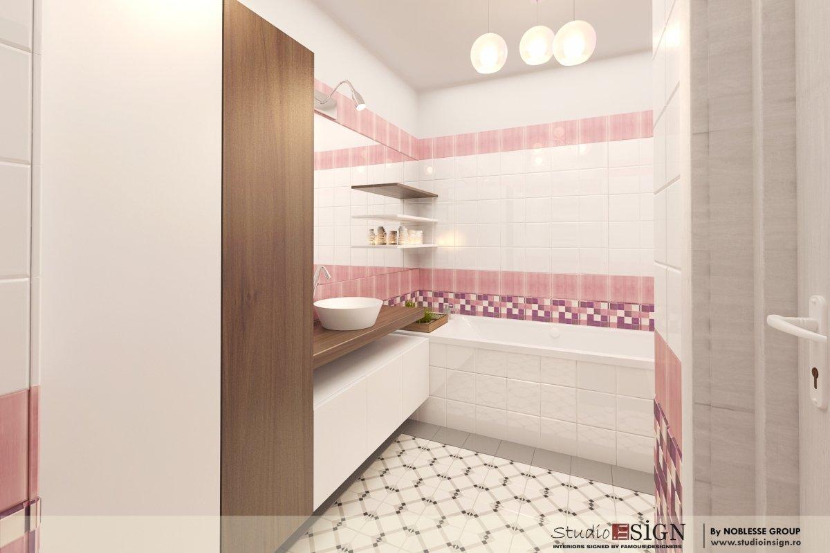 Proiect amenajare apartament Bucuresti-10