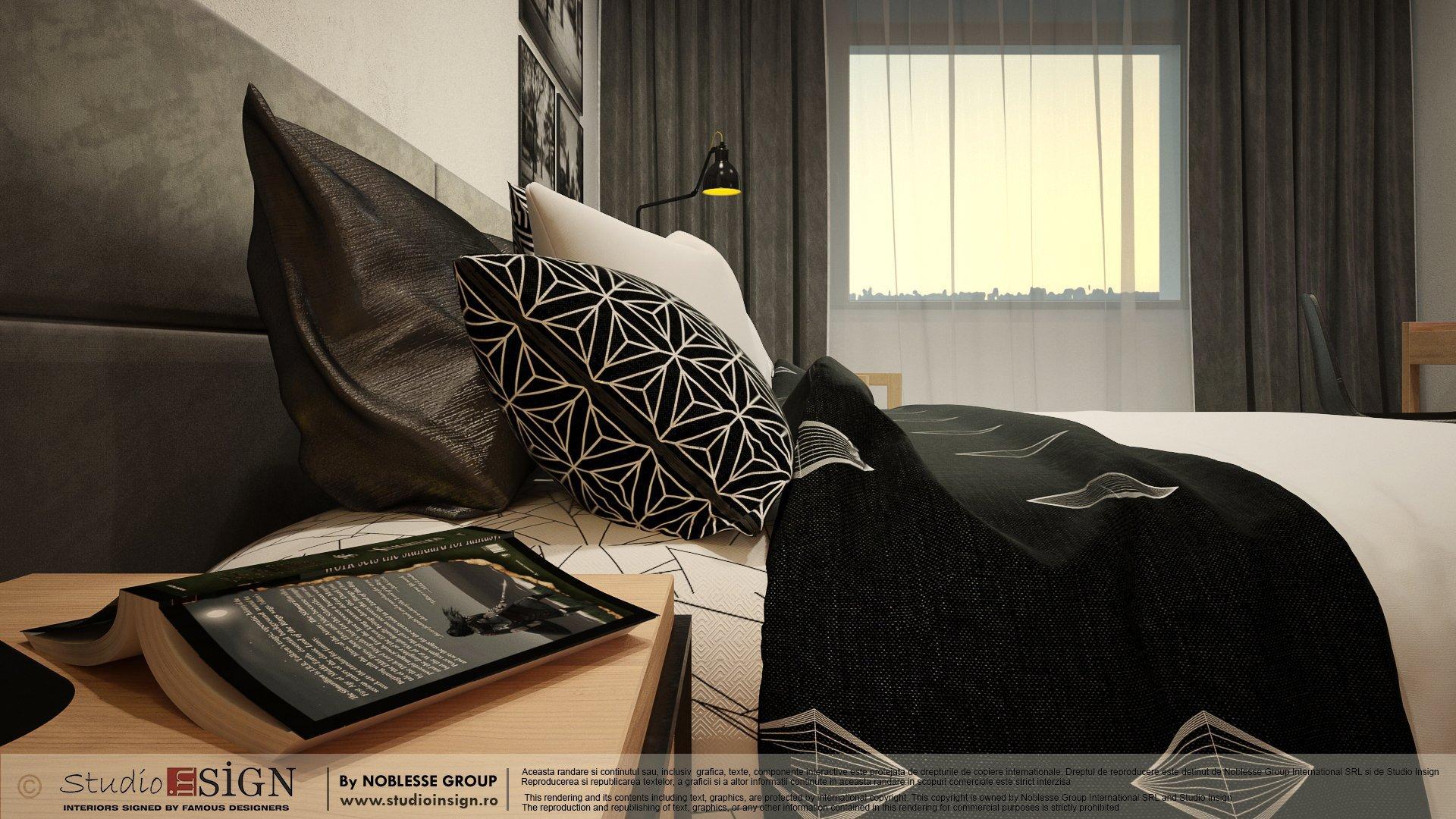 Proiect amenajare camera hotel in stil loft industrial newyorkez-seara-5