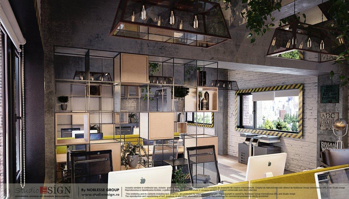 Proiect birouri industriale Factory-5