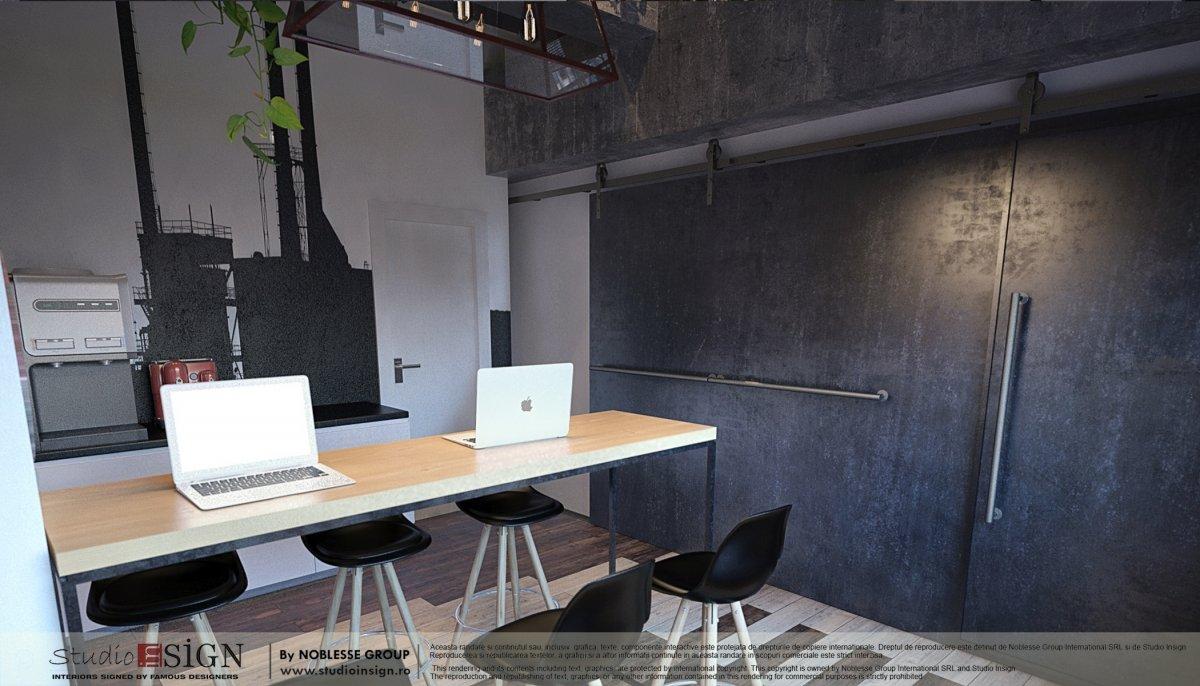 Proiect birouri industriale Factory-8