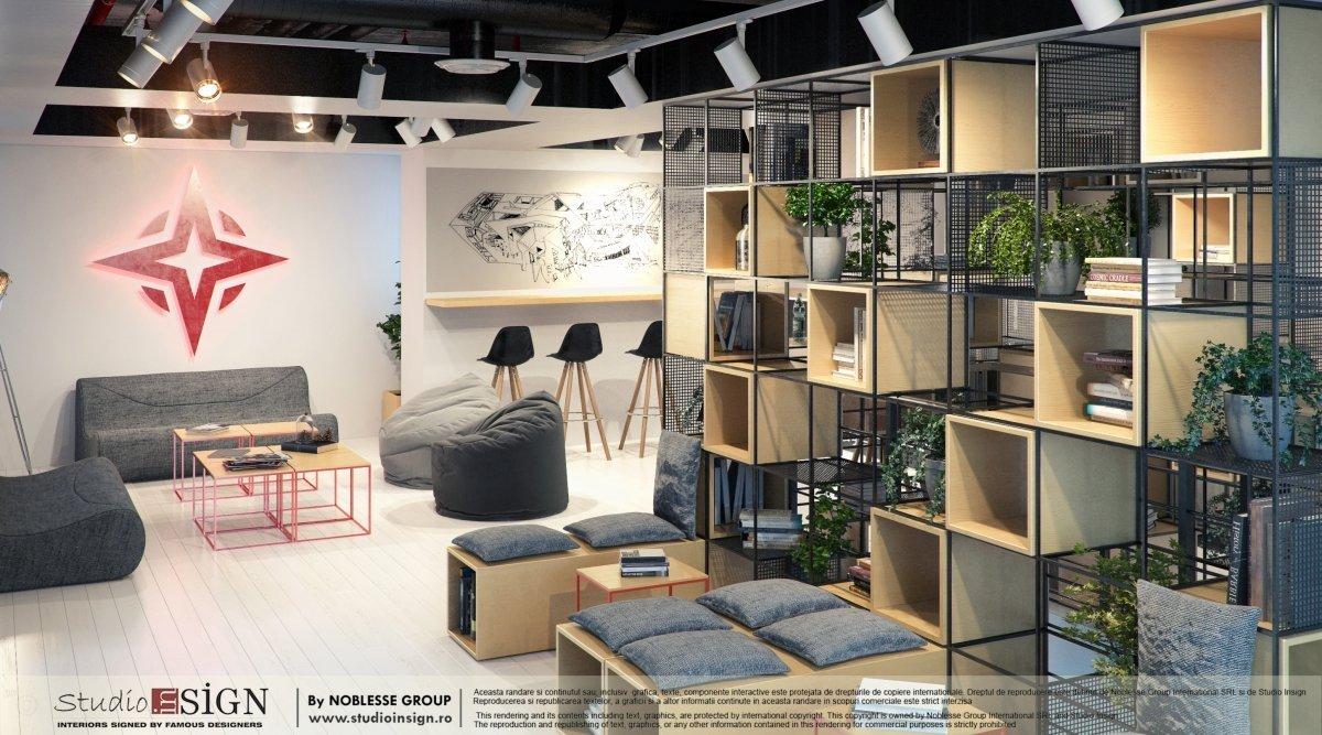 Proiect design interior bar & lounge Infinit Bucuresti-6