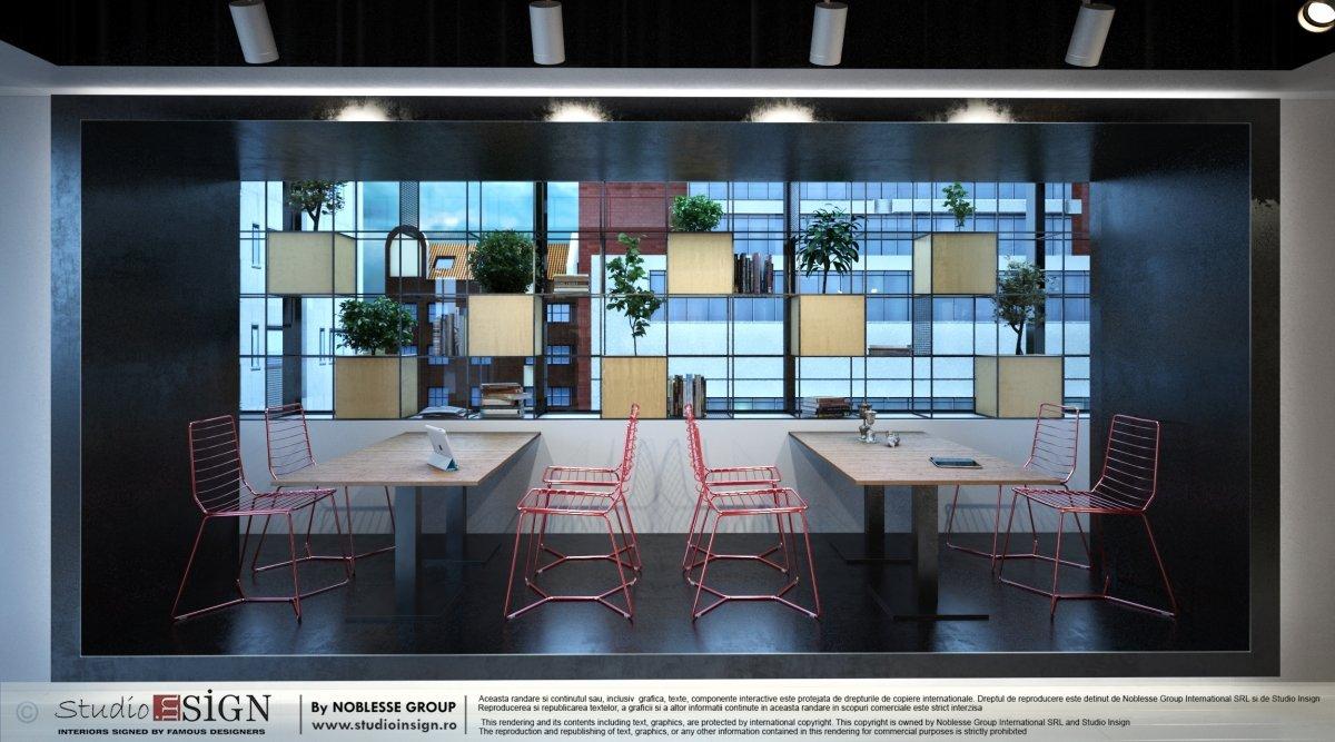 Proiect design interior bar & lounge Infinit Bucuresti-7
