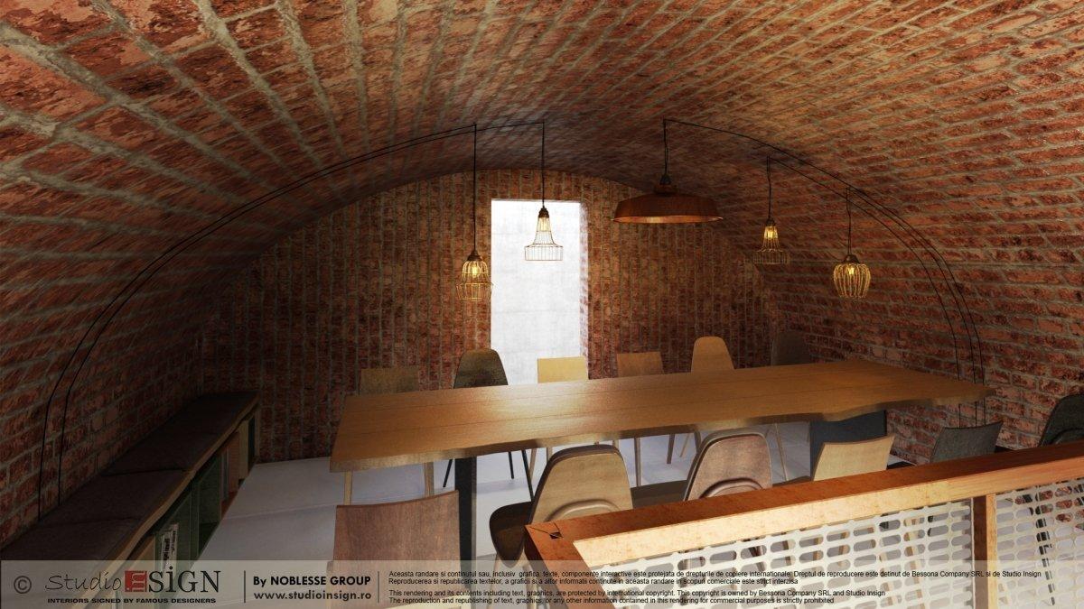 Proiect finalizat Biblioteka Hub, Palatul Noblesse Bucurest-2