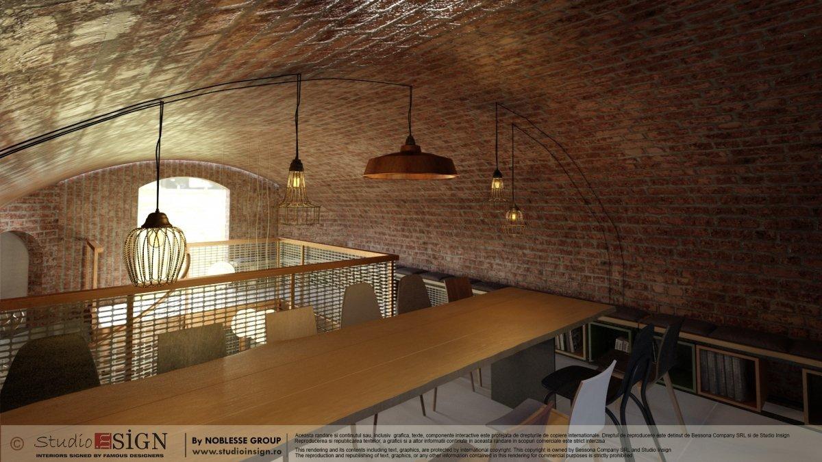Proiect finalizat Biblioteka Hub, Palatul Noblesse Bucurest-6