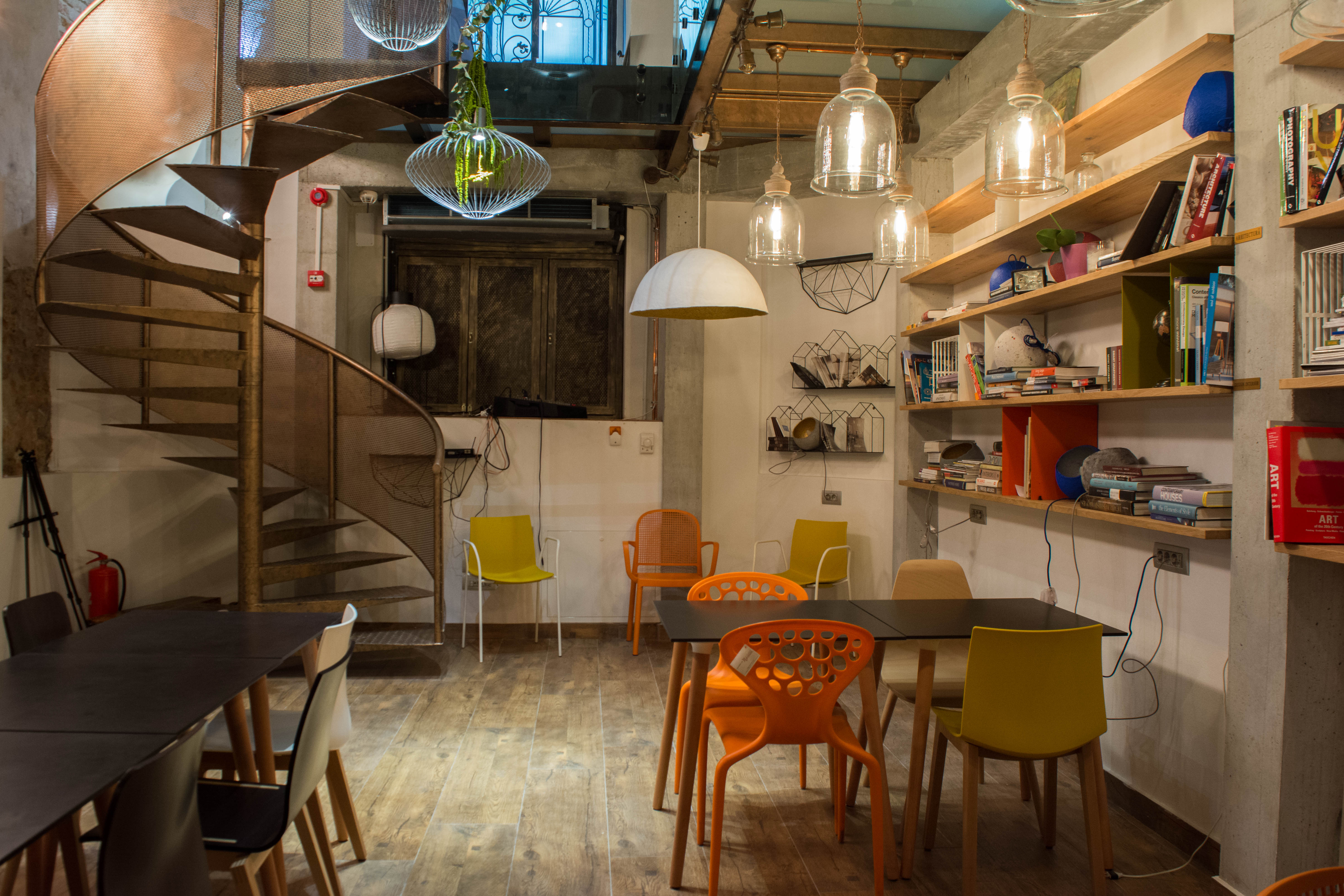Proiect finalizat Biblioteka Hub, Palatul Noblesse Bucurest-3