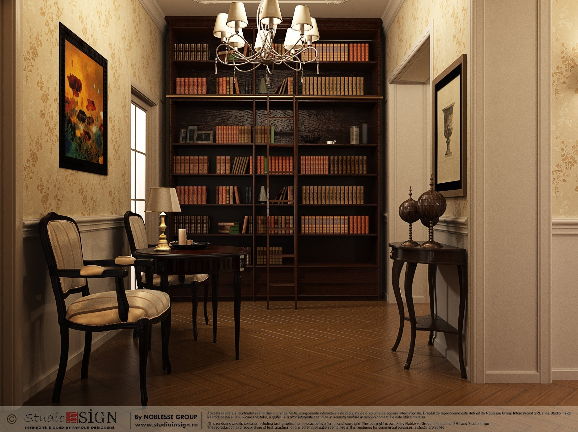 design interior apartamente studio insign