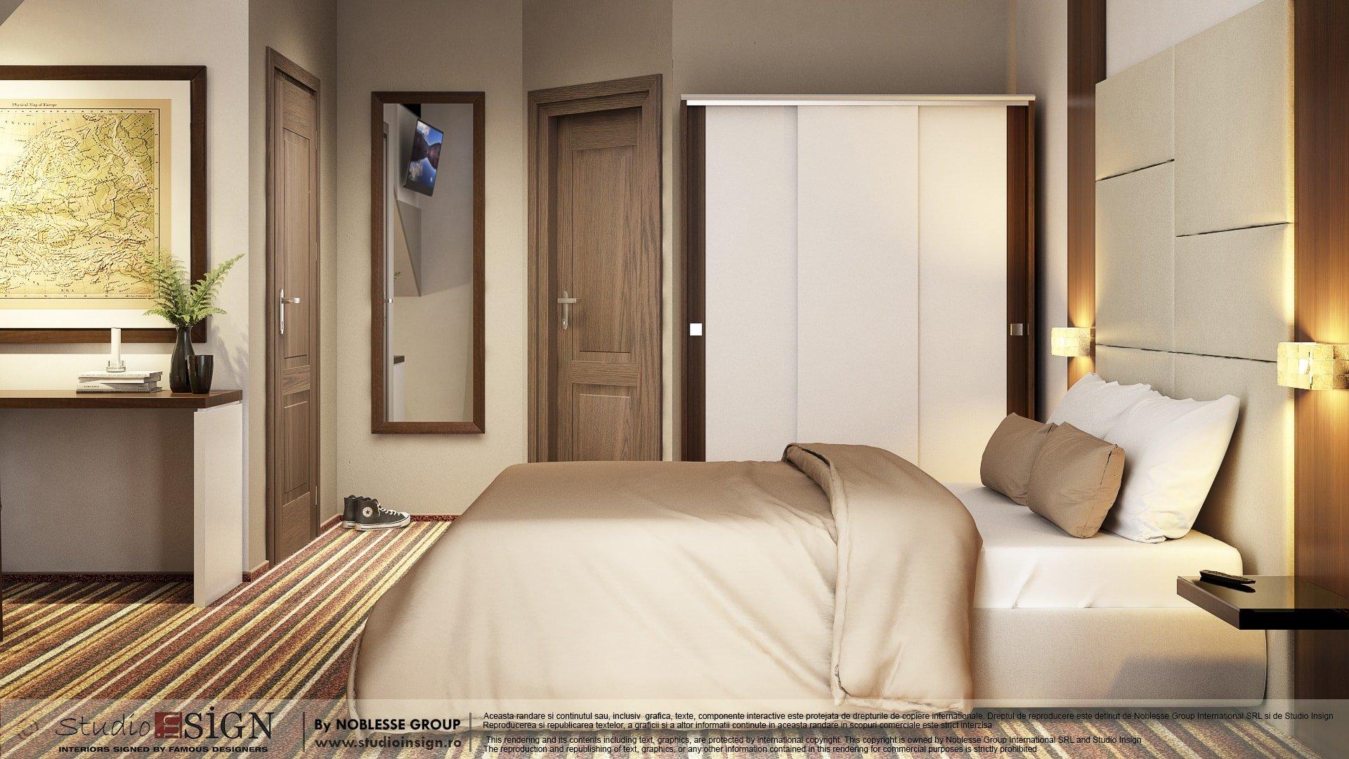 design interior hoteluri Studio Insign