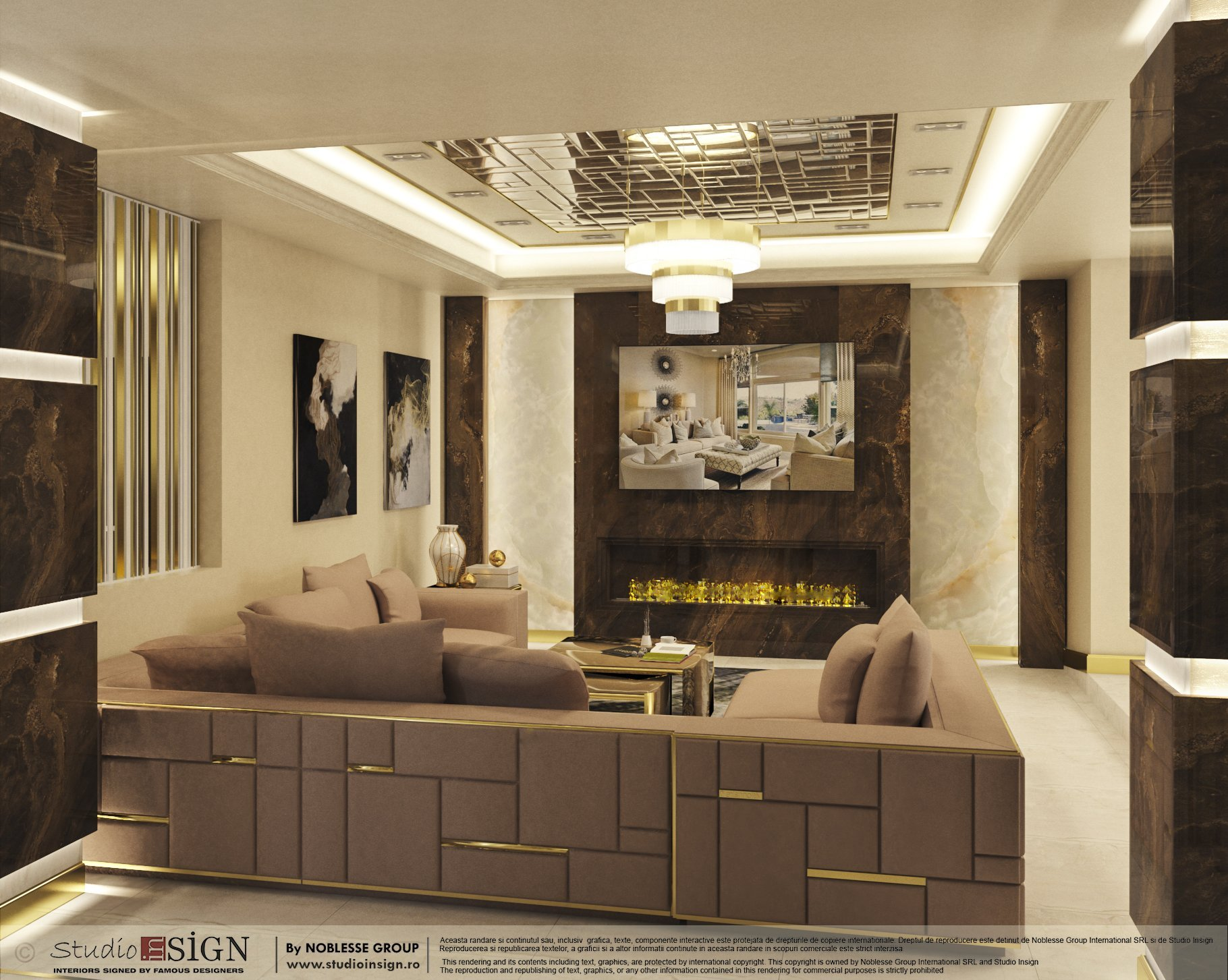 Luxury Interior Designs: CONTEMPORARY LUXURY INTERIOR DESIGN