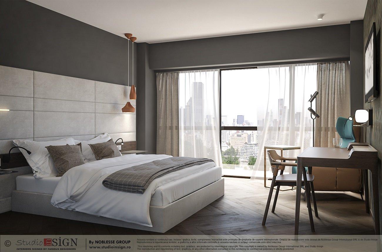 5 star hotel room modern interior design concept studio for Design hotel rooms