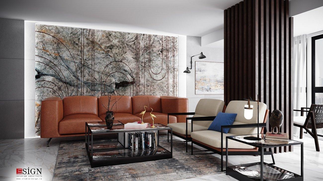 Business Lounge Hotel Casual Luxury Interior Design