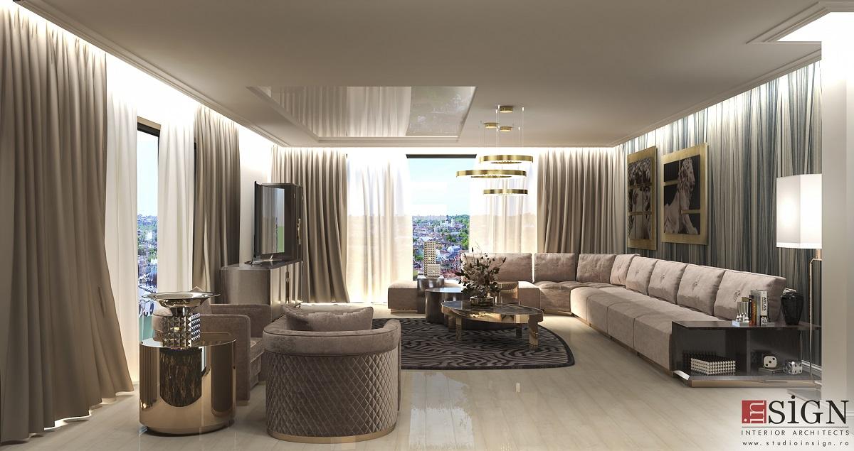 House In Dortmund Luxury Interior Design Studio Insign