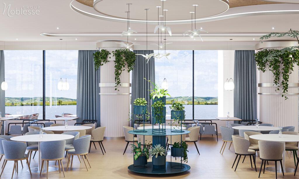 design restaurant modern