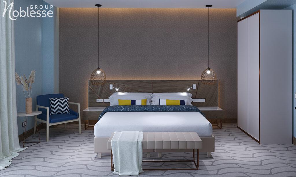 amenajare dormitor modern