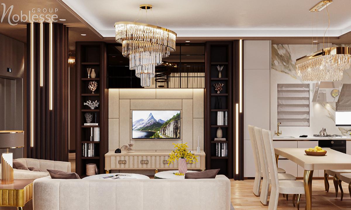 design interior penthouse